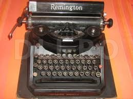 Masina de scris Remington