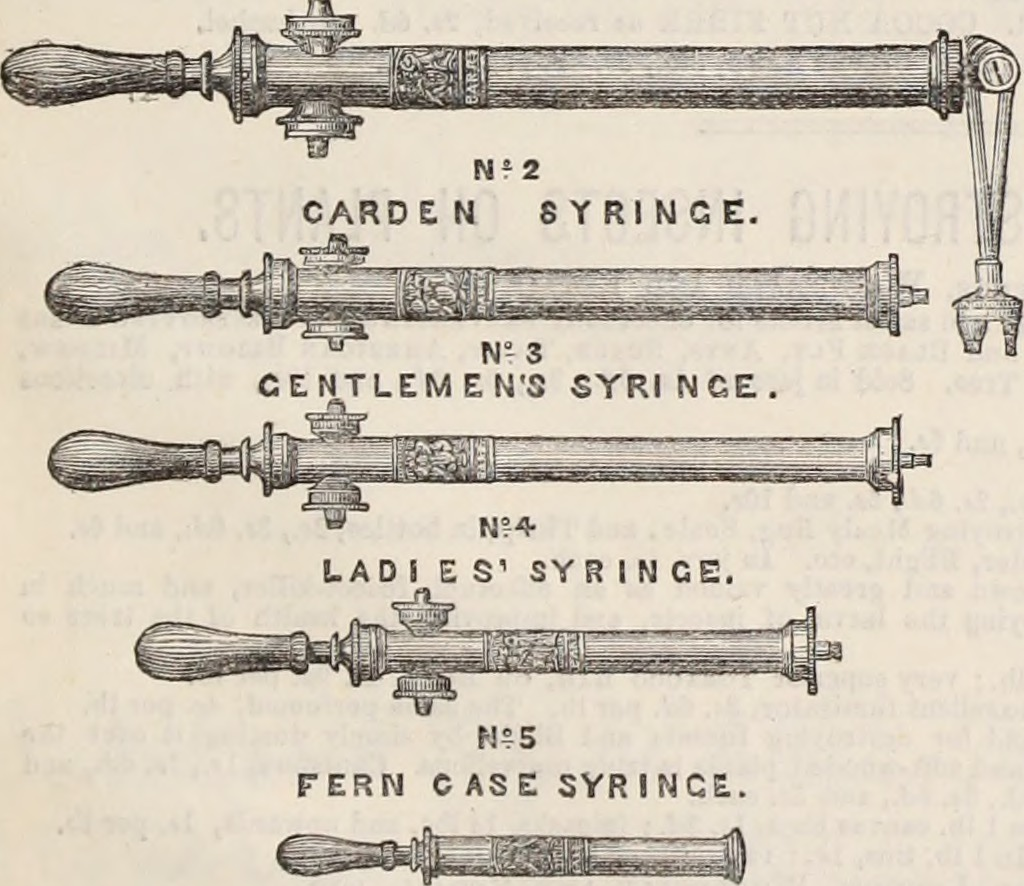 tipuri de seringi