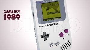 Game Boy - 1989