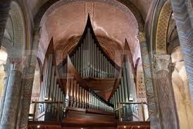 Orga din Catedrala Notre-Dame