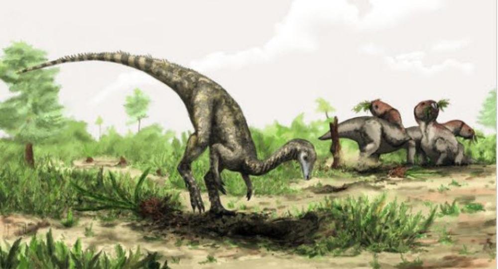 Dinozauri, Foto: gaetaniumberto.wordpress.com