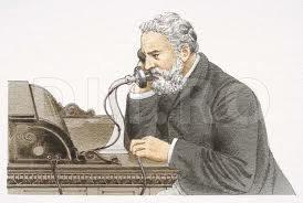 Graham Bell (convorbire telefonica in 1876)