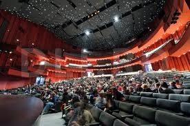 Sala de teatru moderna