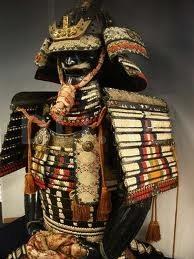 Armura de samurai