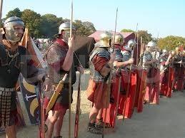 Armura legiunilor romane