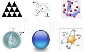 Diverse modele atomice