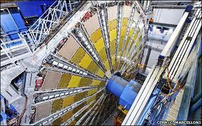 CERN - electromagnet gigant