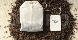 Ceai vrac si plic cu ceai