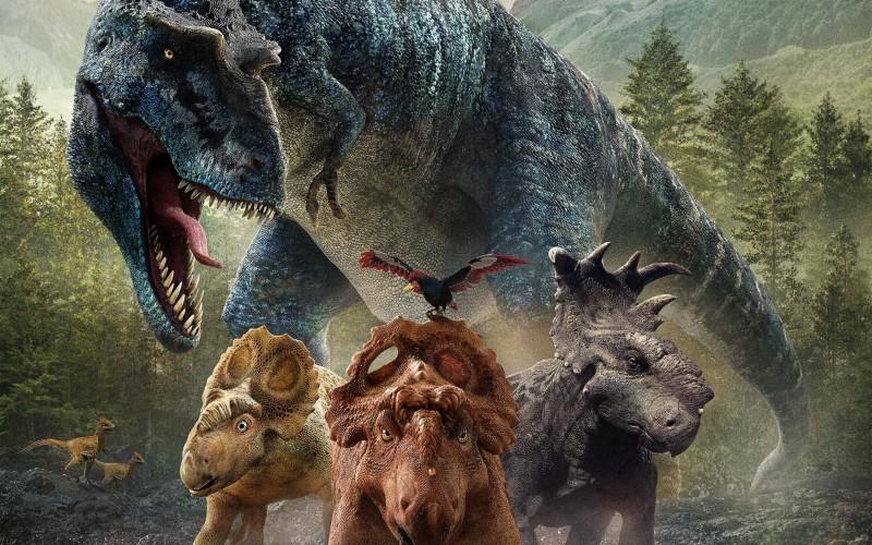 Dinozauri, Foto: wallwidehd.com
