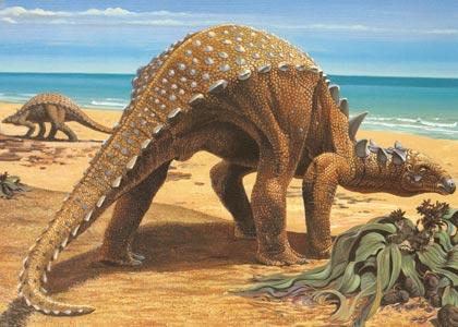 Ankylosaurus, Foto: referencereference.blogspot.com