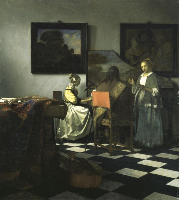 Concertul Johannes Vermeer, Foto: novinky.cz