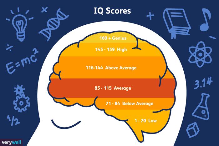 Ce este un IQ ridicat