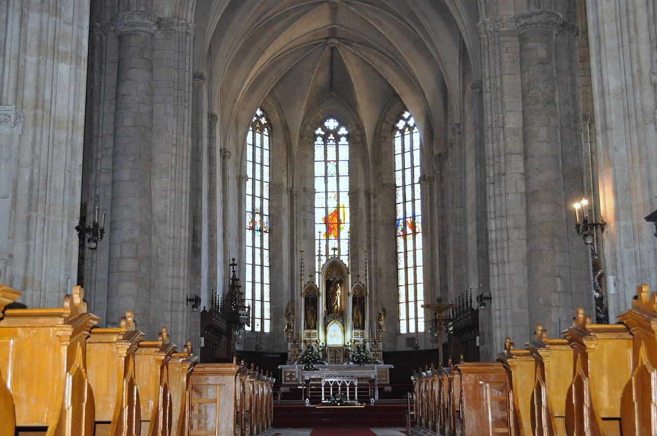Biserica Sfantul Mihail din Cluj-Napoca1