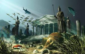 Mitul Atlantisului, foto: dolorescannon.com