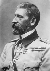 Regele Ferdinand I de Hohenzollern-Sigmaringen al României Sursa: wikipedia.org