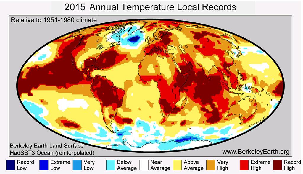 Incalzirea globala1