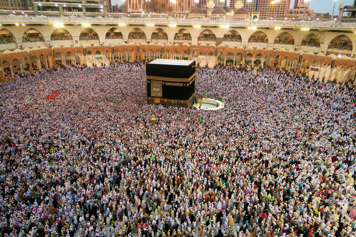 Pelerinajul la Mecca11