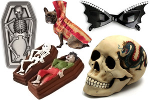 Produse pentru Halloween, foto: geekalerts.com