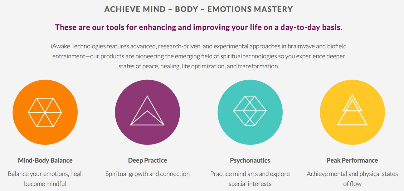 Tehnologia Binaural beats ajuta la meditatie