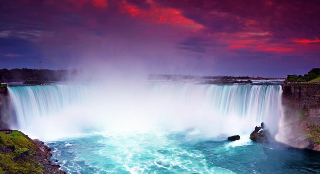 Cascada Niagara; Sursa: wallike.com