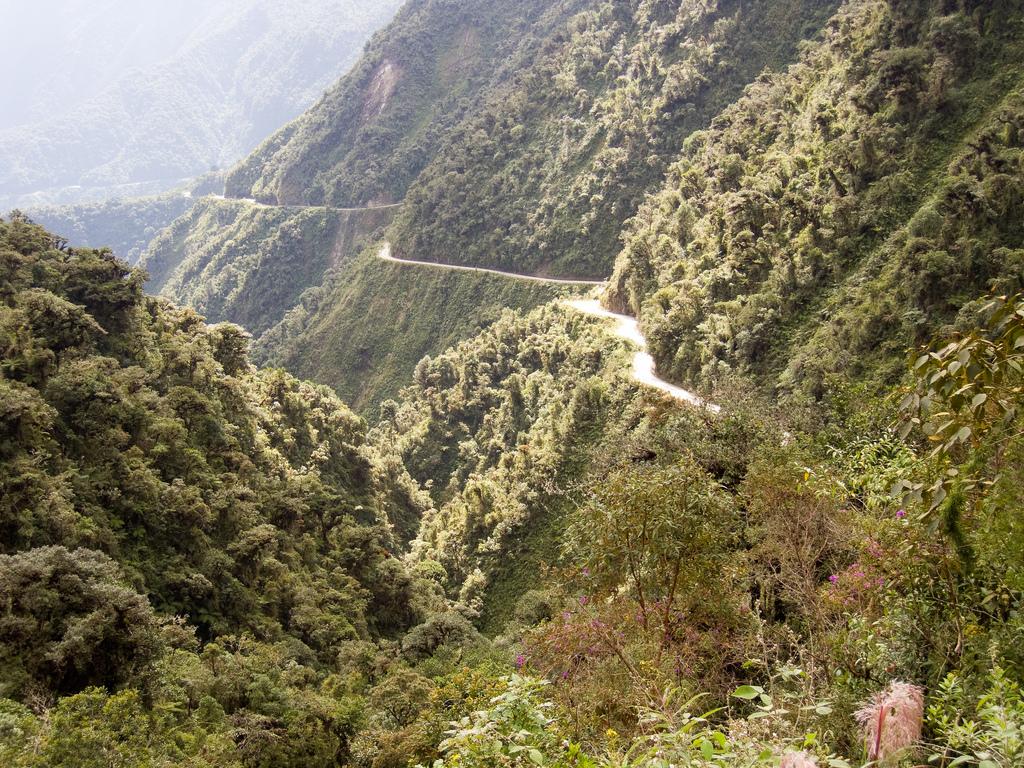 dead road bolivia