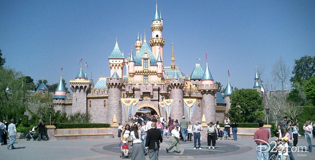 Disneyland, Anaheim