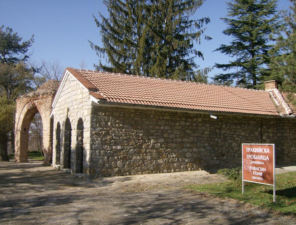 thracian tomb2