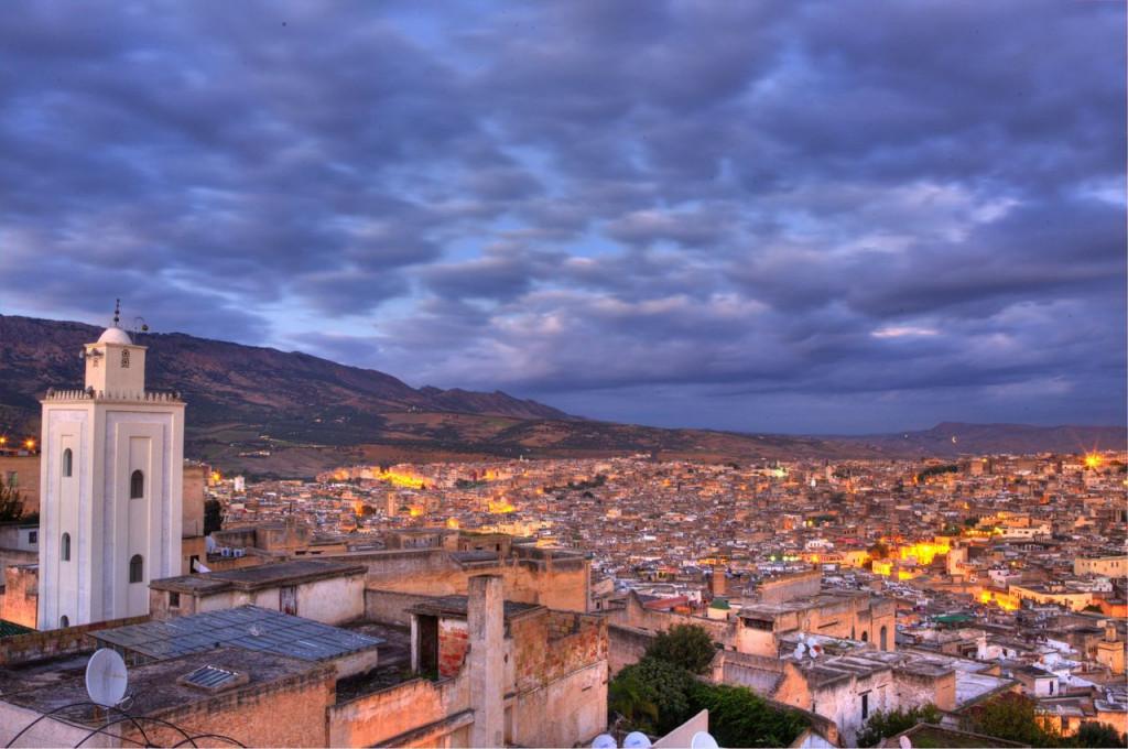 Orasul Meknes; Sursa: phototc.com