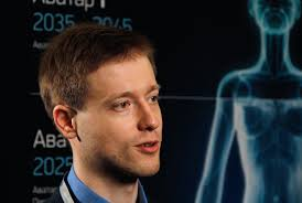 Dmitry itskov, foto: digitaltrends.com