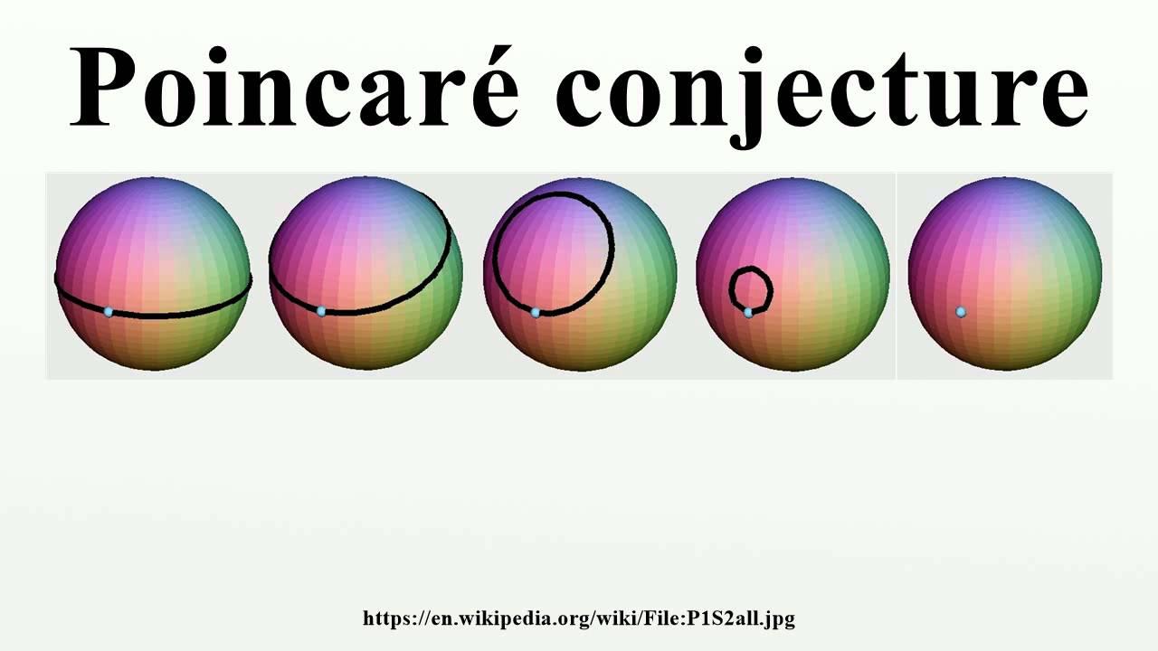 Poincare's conjecture