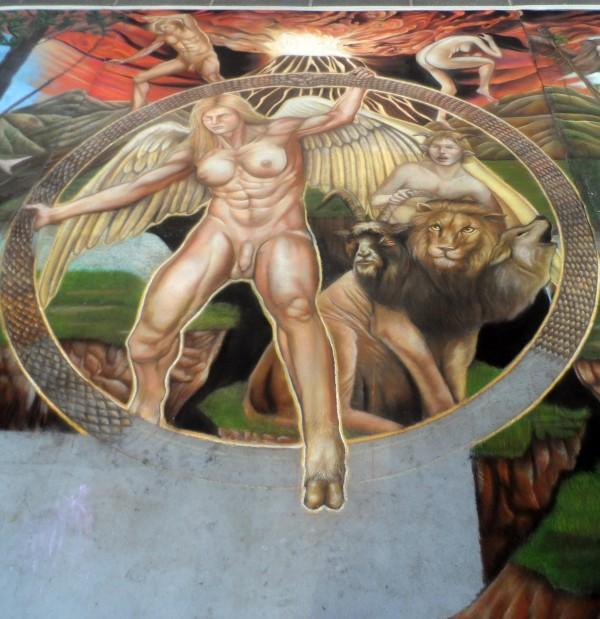Reprezentari mitologice - sarpele