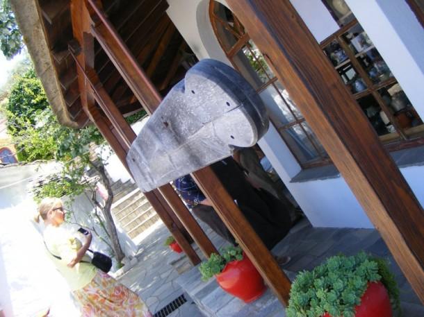 18 paraclisul manastirii Sfantul Arhanghel Mihail Thassos