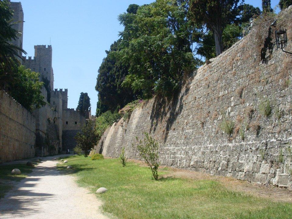 Vechiul oraş medieval din Rodos