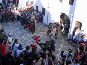 Lupta medievală