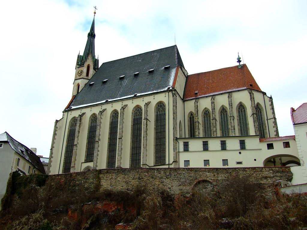 cesky church