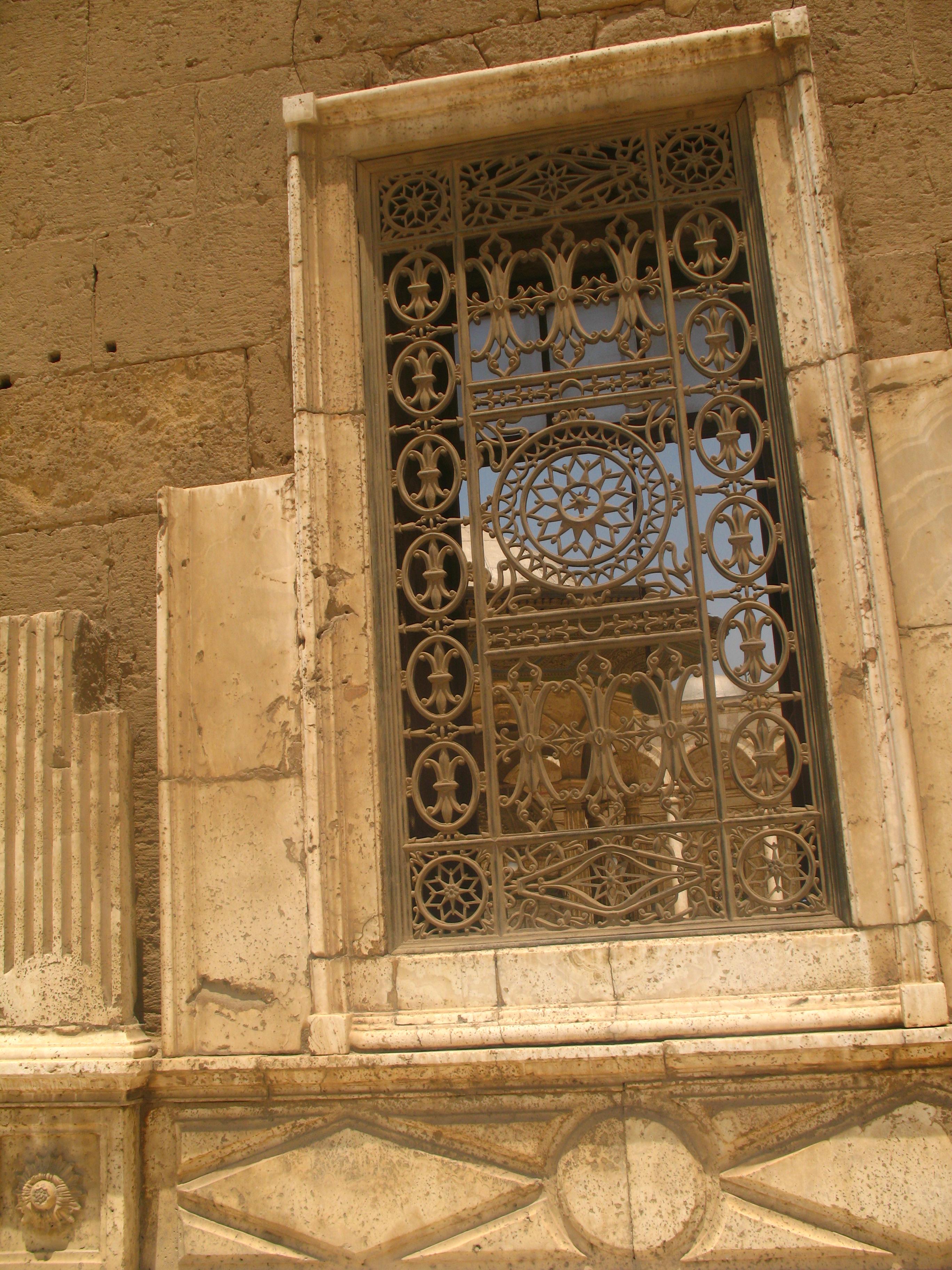 detalui decor fereastra
