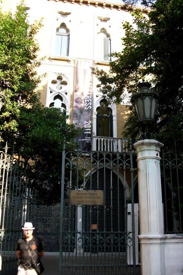 palatul frachetti
