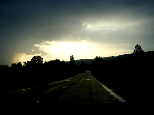 soare deasupra prislopului