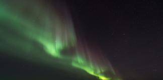 aurora boreala din finlanda
