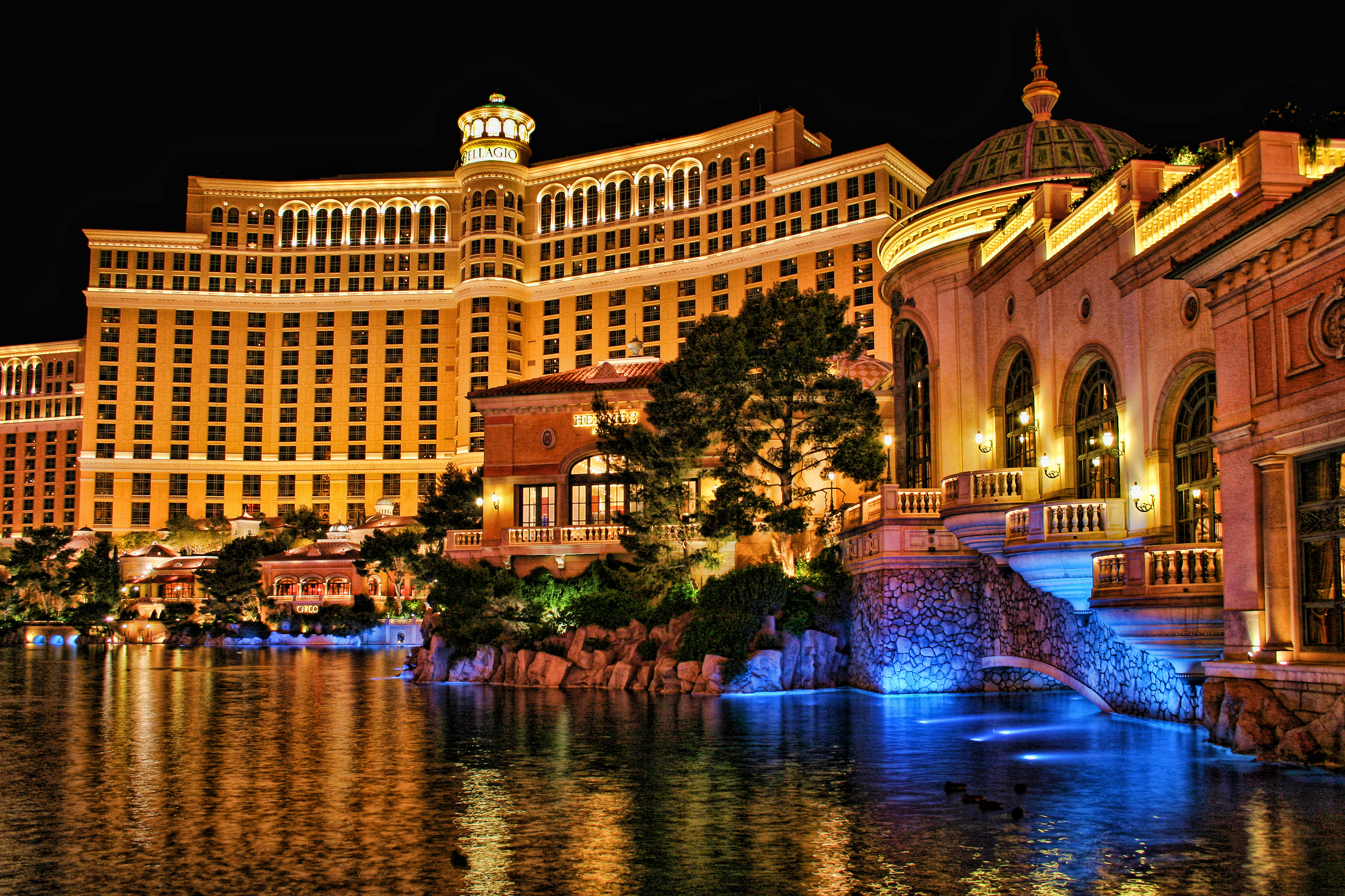 Bellagio Casino and Hotel