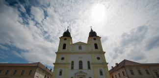 catedrala sfanta treime blaj