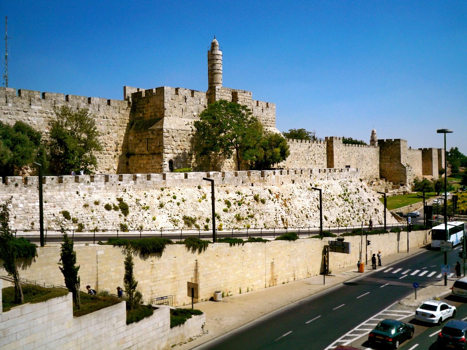 Jerusalem+walls+street