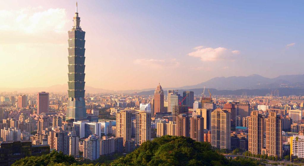 orasul taiwan cu panoramica