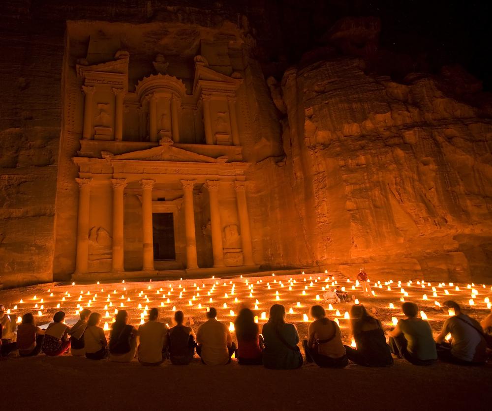Petra-at-Night11