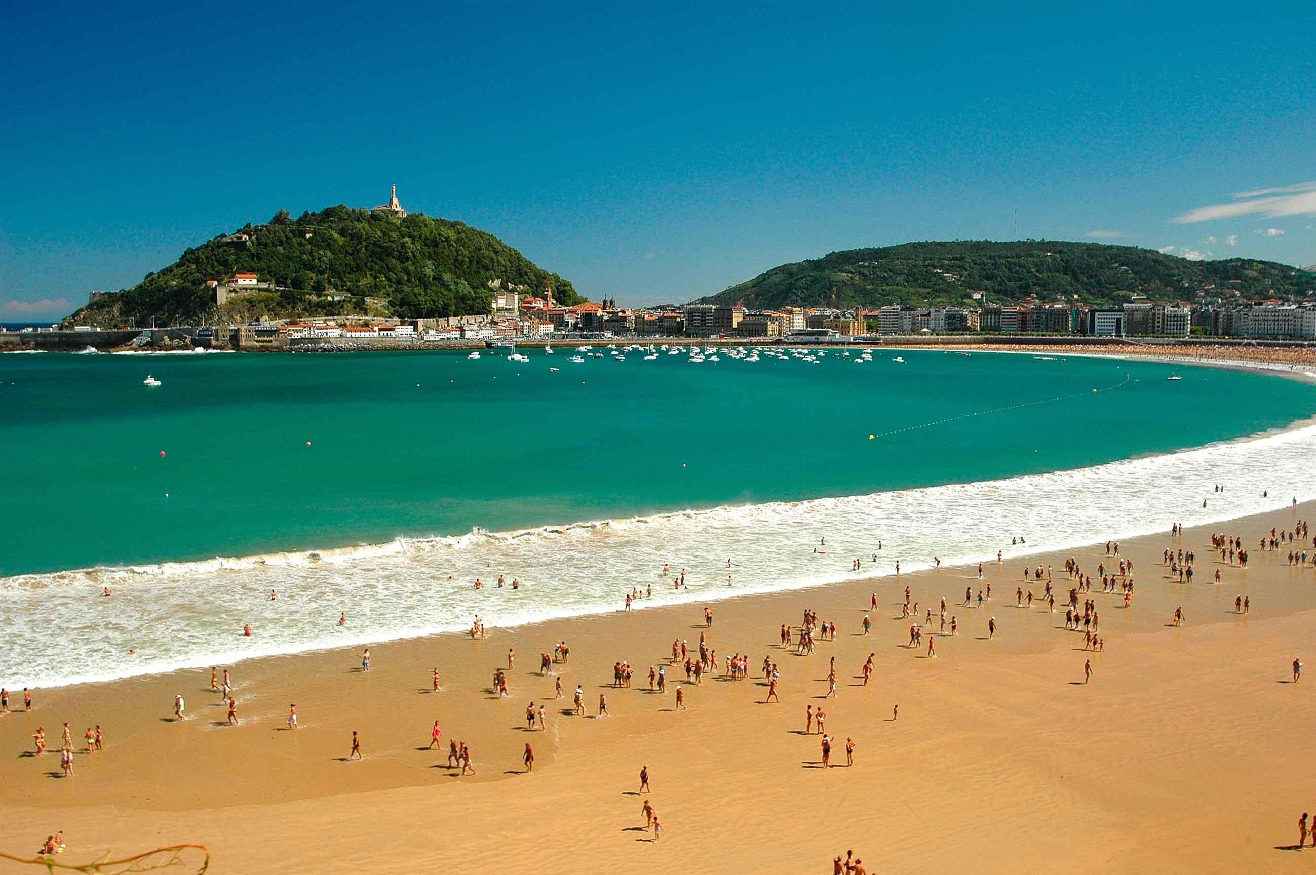 Playa-de-La-Concha-San-Sebastián