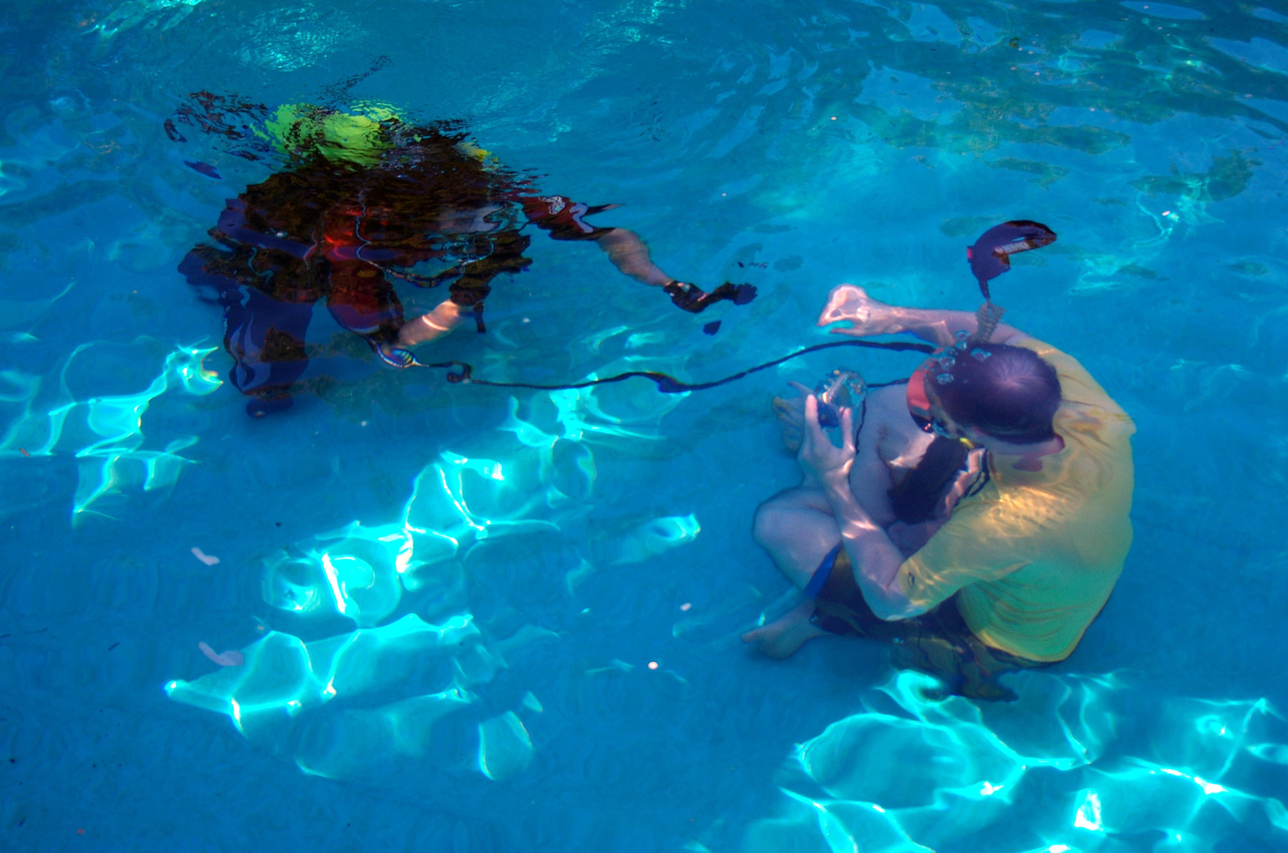 Prima scufundare