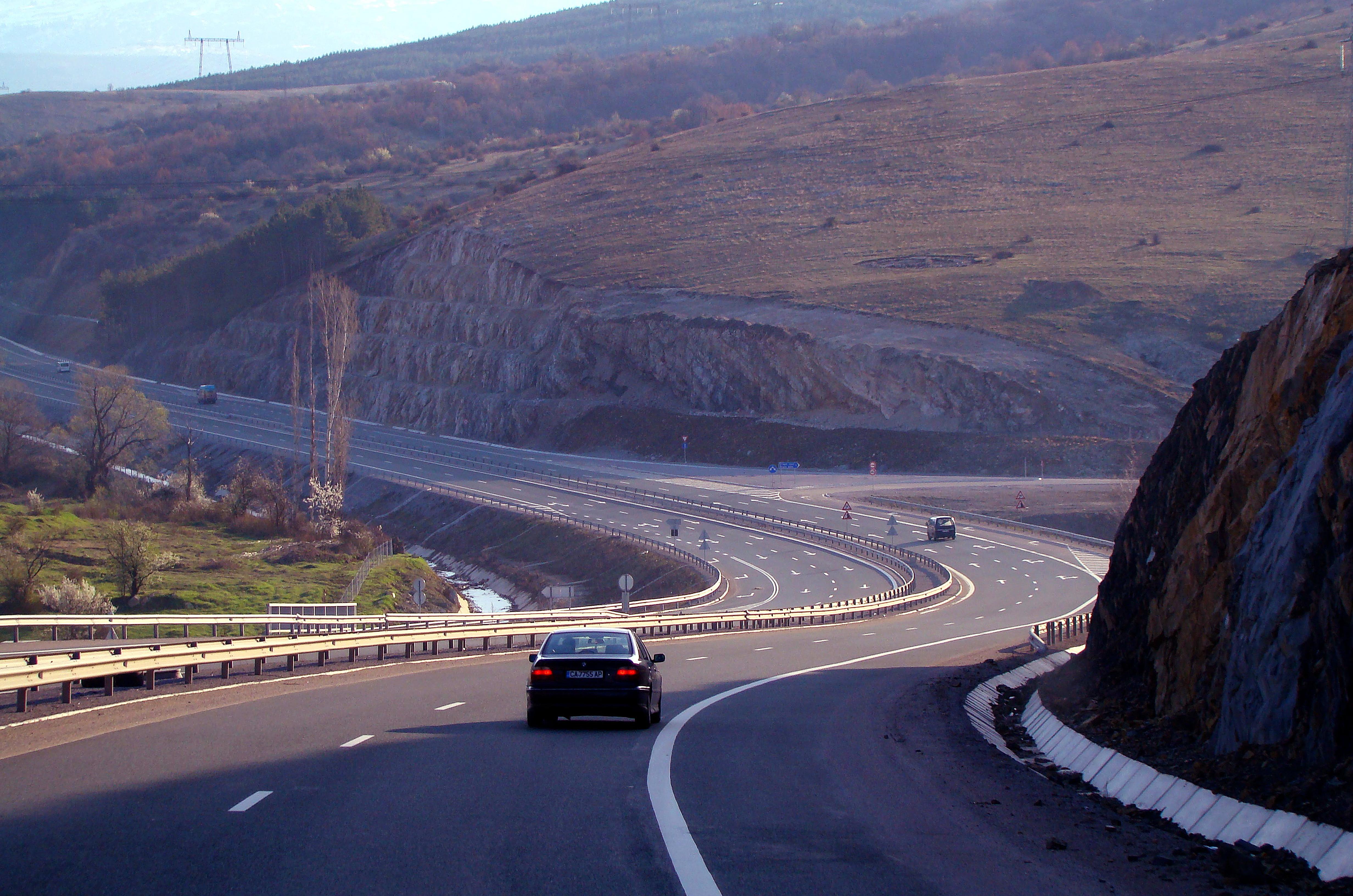 Dulcea autostradă bulgară