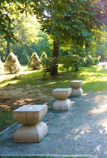 Târgu Jiu, Parcul Municipal