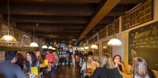 the pancake bakery din olanda