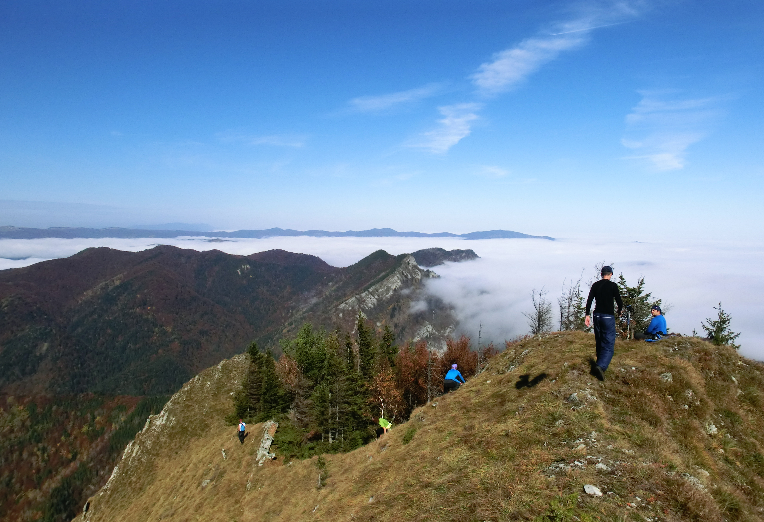 185 - 13.10.2013 - Culmea Gurguiata - Tură Muntele Coza